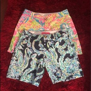 """NEW"" LILLY PULITZER SHORTS"